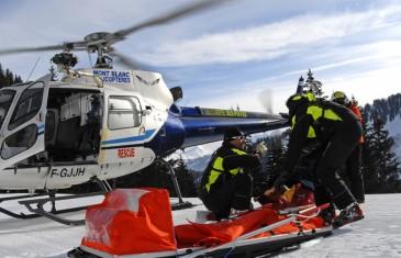 Job: ski patroller