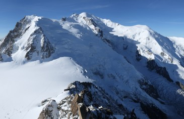 Mont-Blanc, South Face