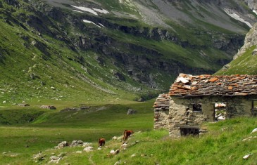Hike and stay overnight in a mountain hut