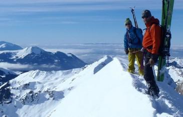 Ski alpinisme guides Morzine