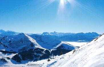Ski hors piste Portes du Soleil