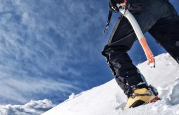 Mont-Blanc à skis