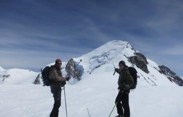 Mont Blanc à Skis