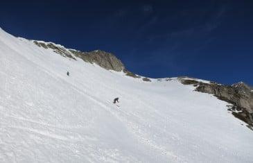 Ski de randonnée St François Longchamp