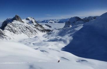 Tour des cornettes de bise ski alpinisme