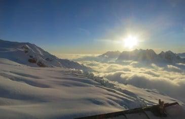 Raid à skis Chamonix